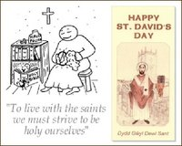 Saints and feast day cards patron patrick david therese angels saints and feast day cards m4hsunfo