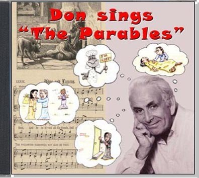 Music CD - Don Sings the Parables