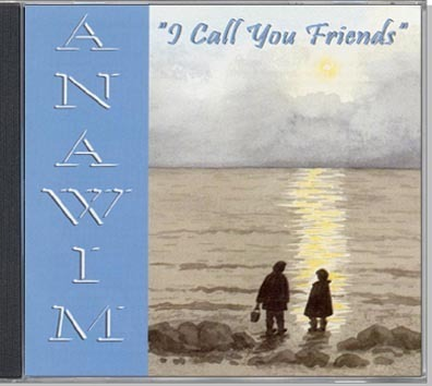 Music CD - I call you Friends