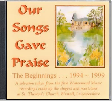 Music CD - Our Songs Gave Praise