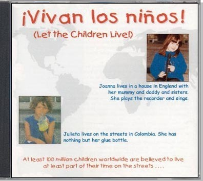 Music CD - Vivan Los Ninos