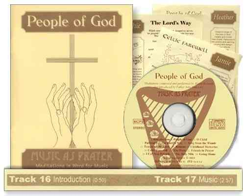 CD and Book - People of God