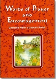 Book - Words of Prayer and Encouragement