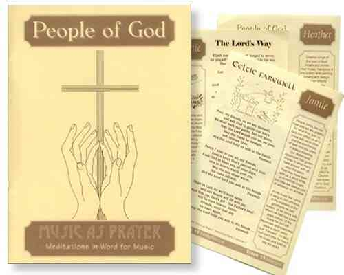 Book - People of God