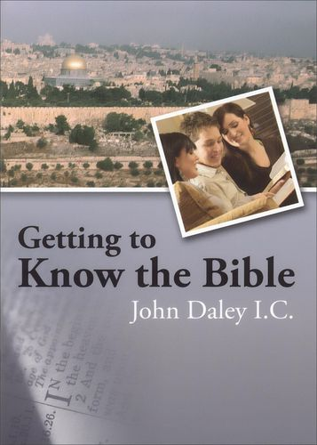 Book - Getting to know the Bible
