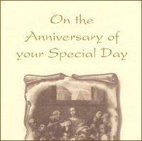 Special Occasion Anniversary Card