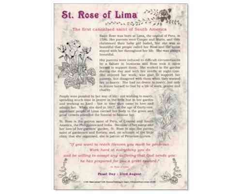 St Rose Laminate