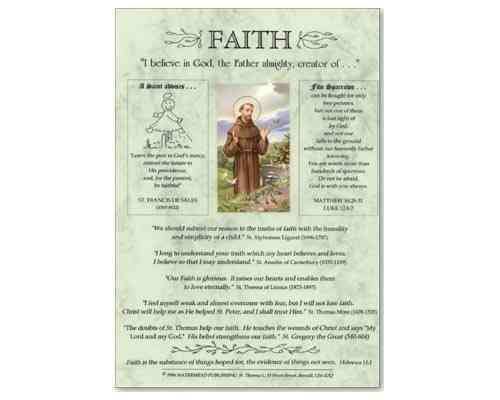 Faith Laminate