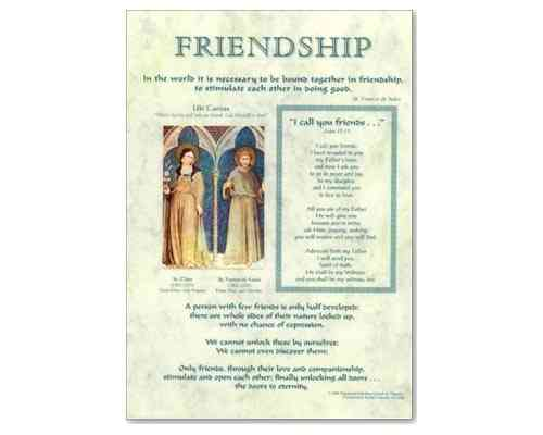 Friendship Laminate