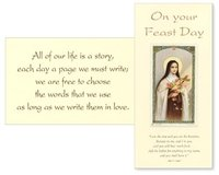 Saints and Feast Day Cards