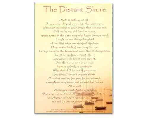 The Distant Shore - Laminate