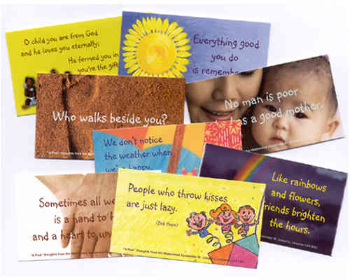 Scatter Cards (Set D)