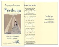 Mary Greetings Cards