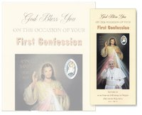 Confession (Penance) Cards
