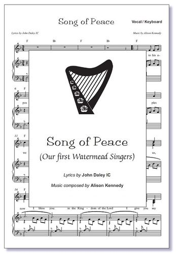 Song of Peace Sheet Music