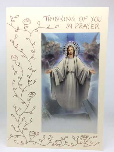Easter Mass Card