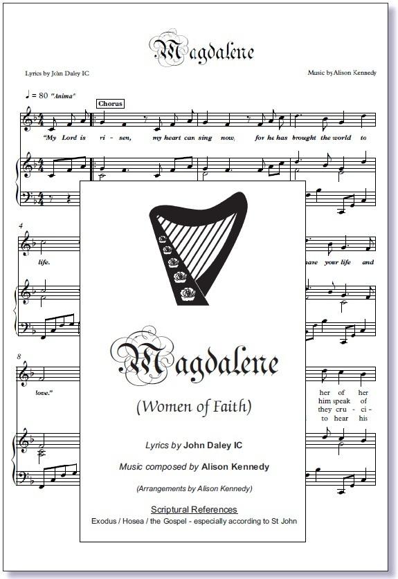 Magdalene (hymn) Sheet Music - Easter Mary Magdalene