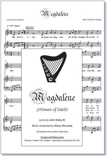 Magdalene (hymn) Sheet Music
