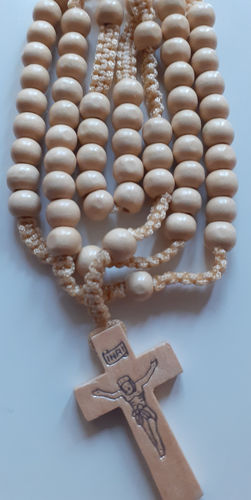 Wooden (Lightweight) Rosary Beads