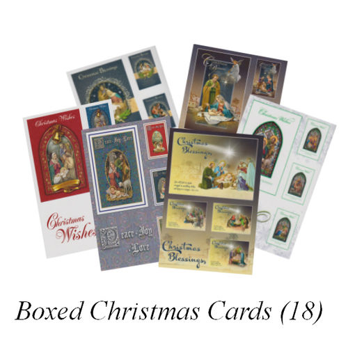 Boxed Christmas Cards (18)