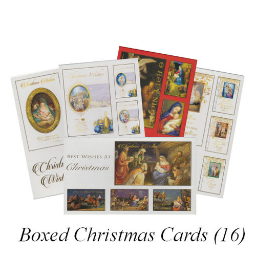 Boxed Christmas Cards (16)