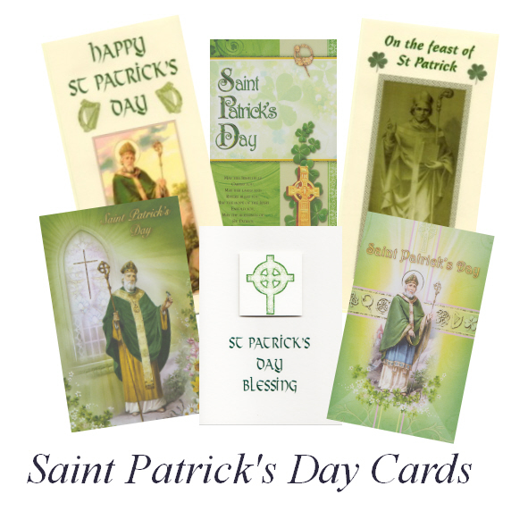 St Patricks Day Cards
